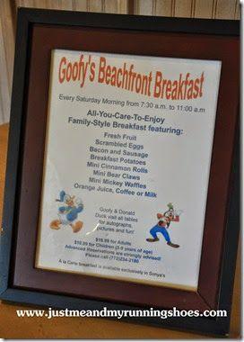 Dining Options at Disney's Vero Beach Resort