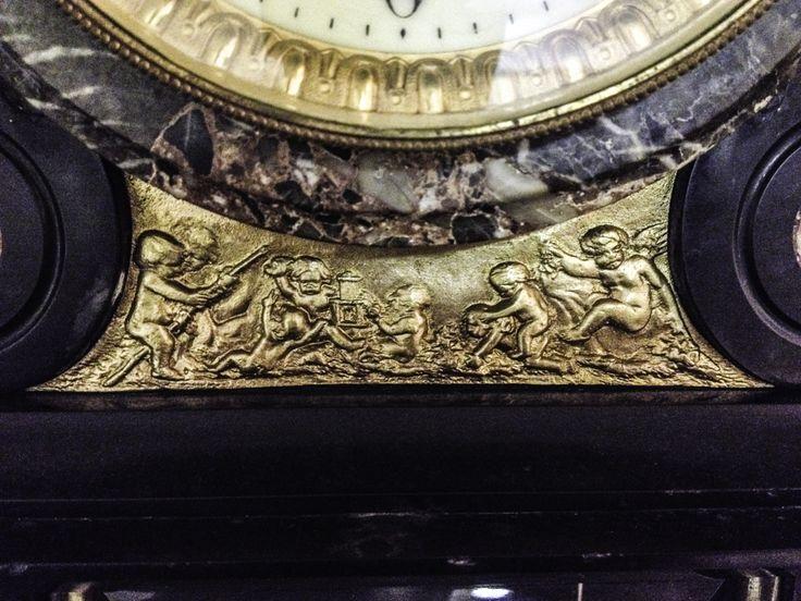 OROLOGIO DA CAMINO Delaplace - Michon - Vendita orologi d'epoca | Passione Antiqua