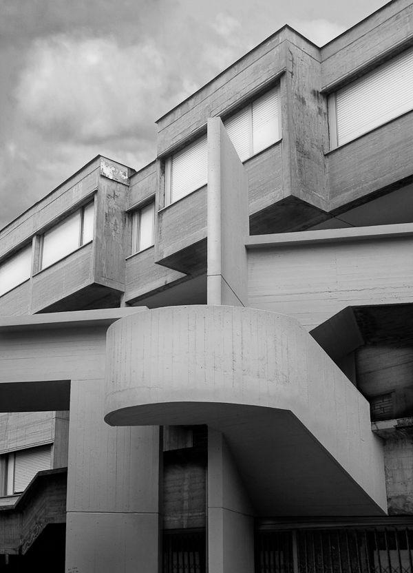 "dromik: ""Arch. Giancarlo De Carlo Photography: Matteo Brancali """