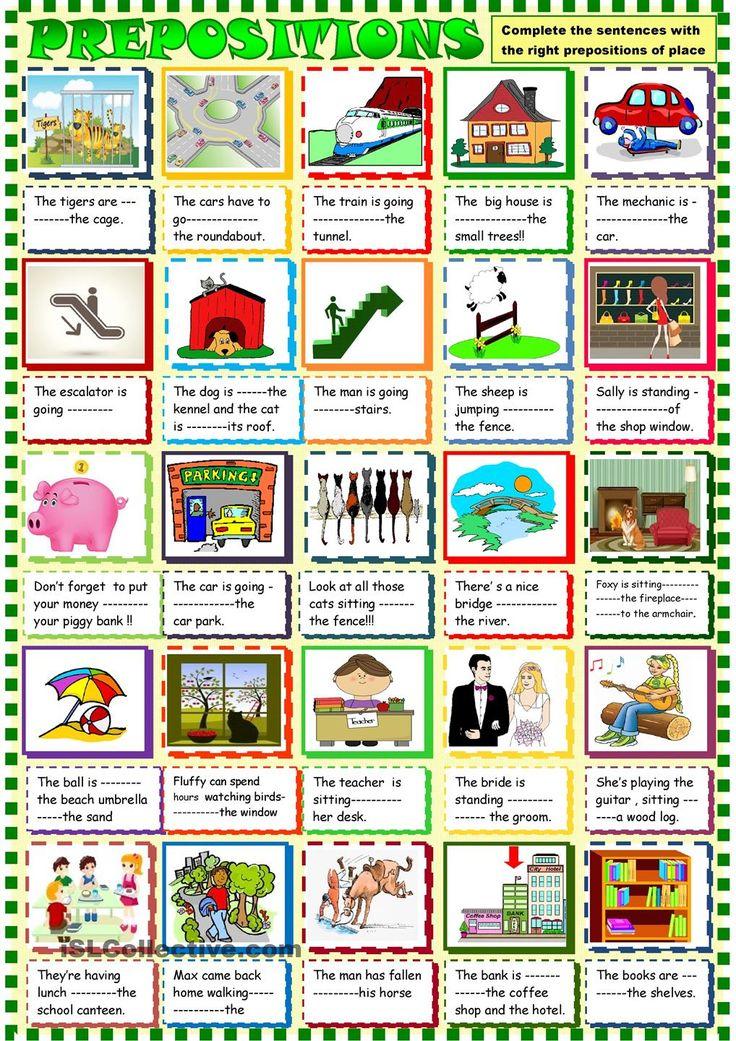 39 besten ESL Bilder auf Pinterest | Student centered resources ...