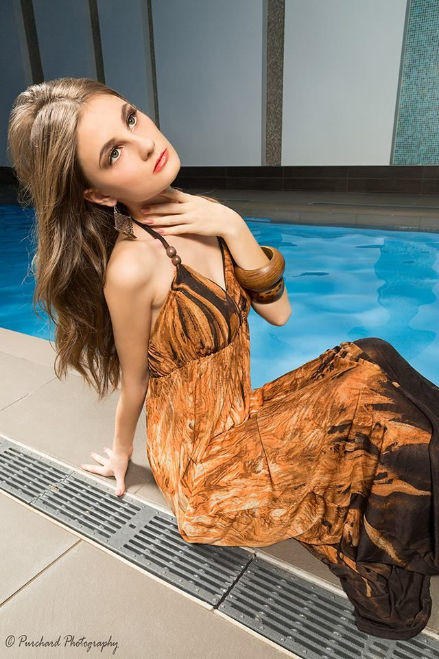 Lovely summer dress-collection 2014
