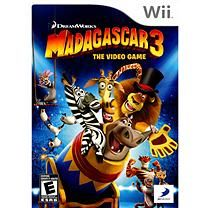 Madagascar 3: The Video Game - Wii