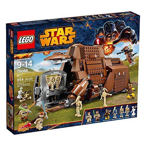 LEGO Star WarsTM Trade Federation Multi Troop Transport (75058) LEGO http://www.amazon.com/dp/B00M0U9GE4/ref=cm_sw_r_pi_dp_gLZEvb0YSW9Z5