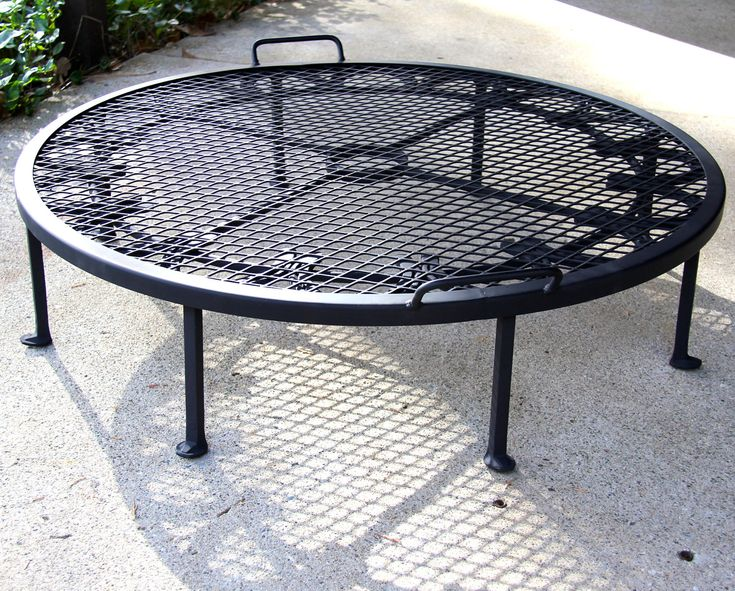 Custom Firepit Bbq Grill Amp Stand Fire Ring Fire Pit