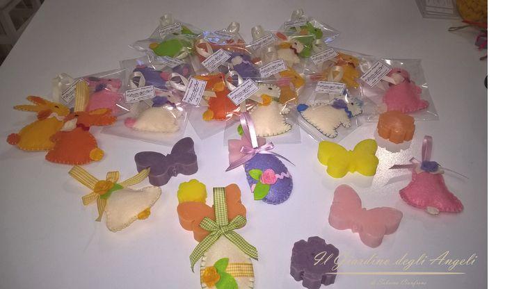 e tra #profumi e #colori, anche noi auguriamo una Santa e serena Pasqua a tutti voi!!! #giardino78