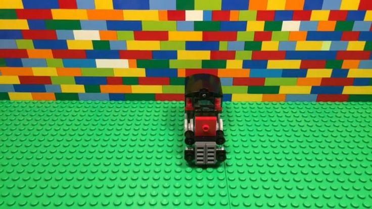 Lego Creator 3 In 1 Emerald Express - 31015