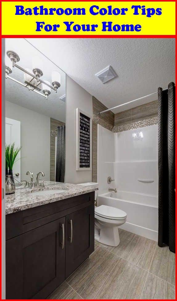 Bathroom Color Schemes For Men Decoomo