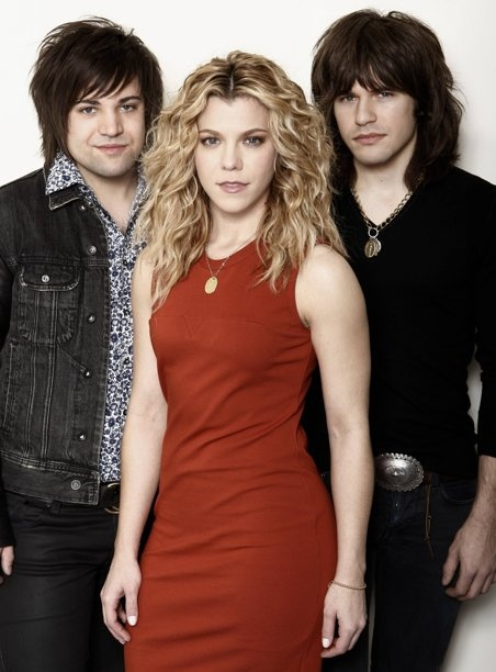 The Band Perry Headline Shows Sell BIG!!