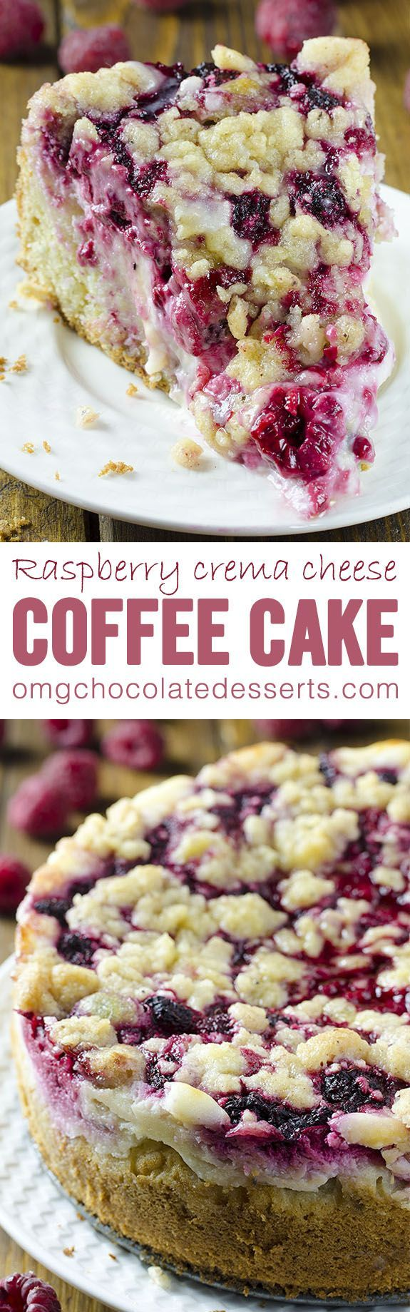 Beautiful raspberry coffee cake can be your perfect holiday breakfast recipe. Meet your new favorite coffee cake recipe.