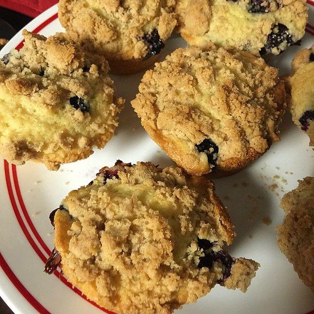 recipe: banana crumb cake muffins [37]