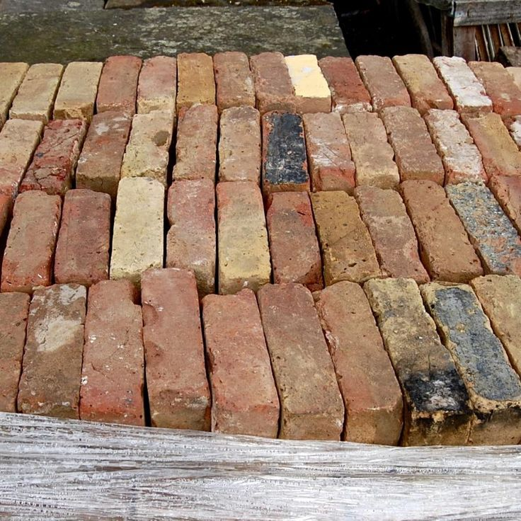 22 best images about brick design ideas on pinterest fireplaces outdoor oven and outdoor - Reclaimed brick design ideas ...