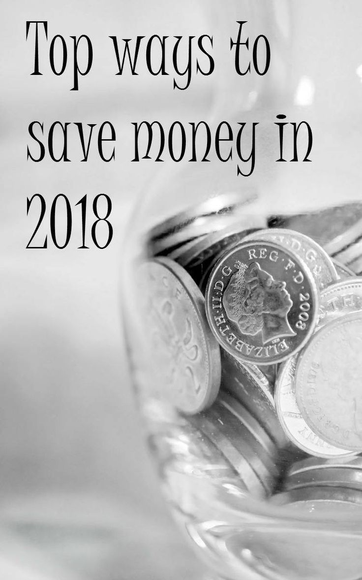 Top ways to save money in the New Year 2018 - some epic tips on budgeting, money saving and thrifty living #savemoney #moneytips #moneysaving #budgeting #moneyadvice