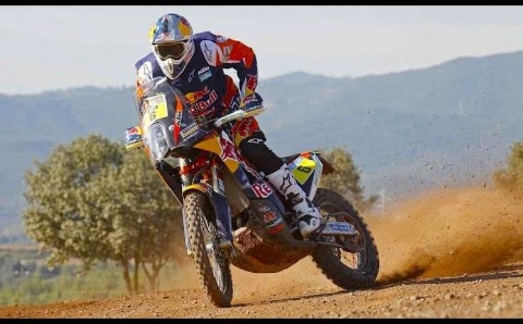 Sam Sunderland Revs Up for Dakar 2015 | Wild Boys TV