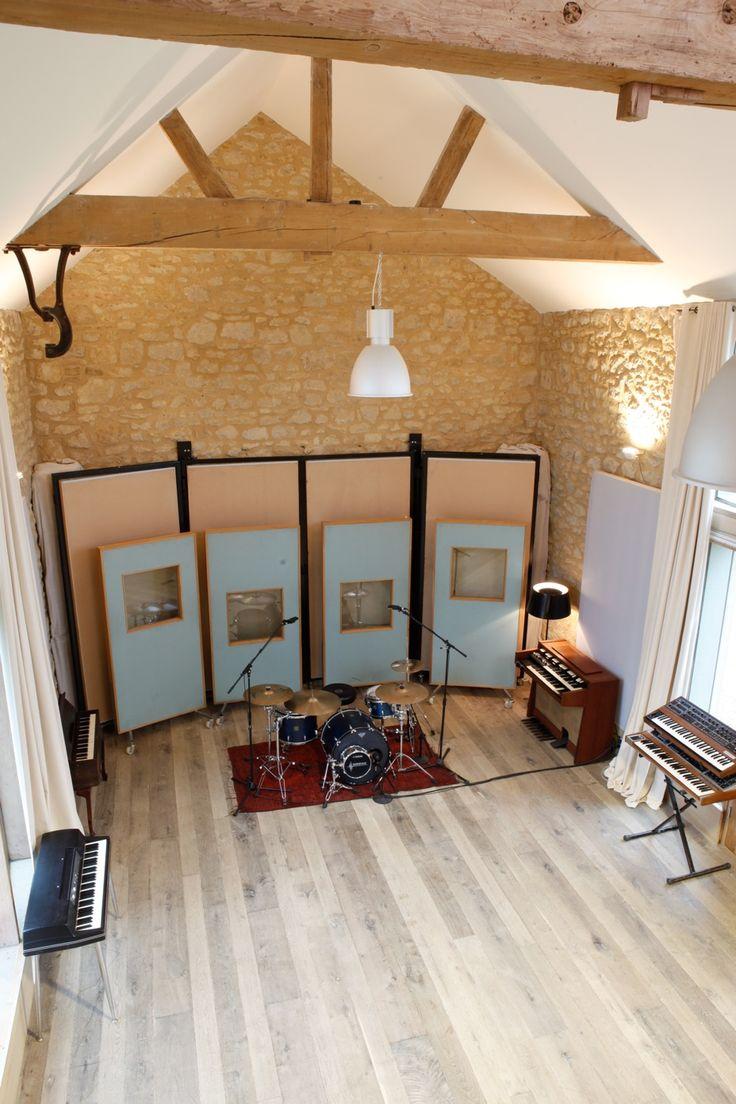 63 best Studio Live Room Ideas images on Pinterest | Music studios ...