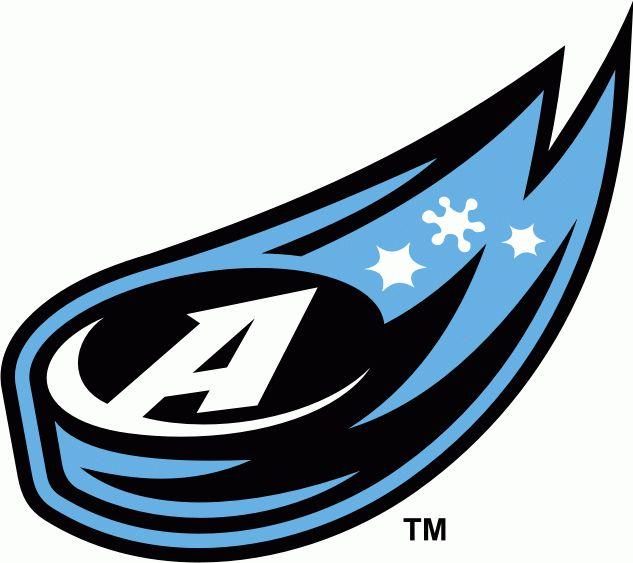 Alaska Aces Alternate Logo (2004) -
