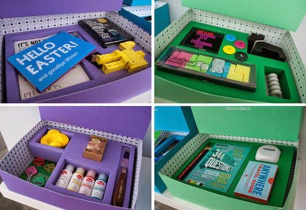 ide bisnis kreatif box