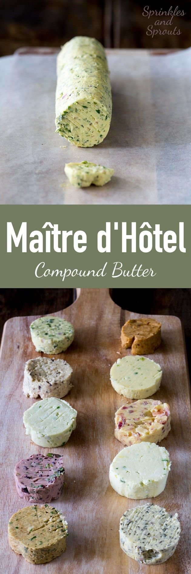A wonderfully fresh and flavourful butter that is perfect for topping just about…