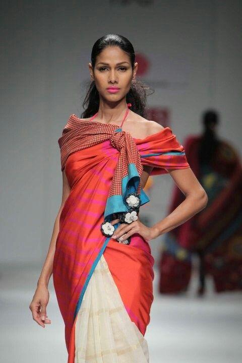 Anupama dayal creations for lakme fashion week...