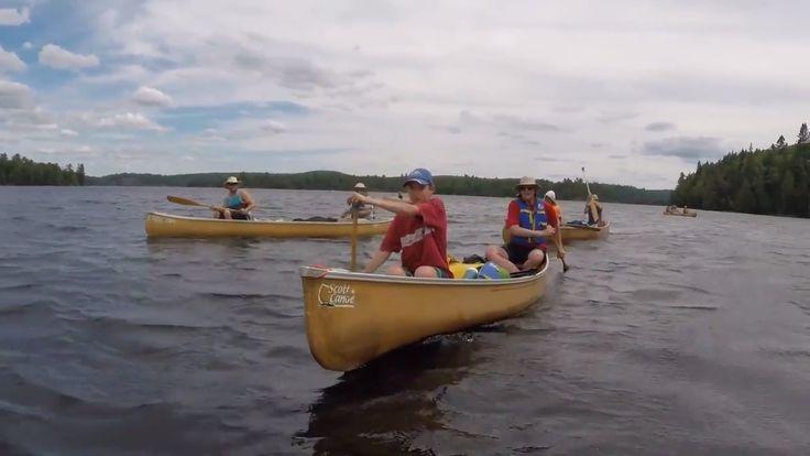 Algonquin Park Canoe Trip 2016 to Gem Lake and Rock Lake (Mega Vlog Edit...