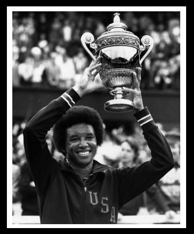 """The legendary tennis player and Wimbledon winner Arthur Ashe was about to die of AIDS. He was receiving thousands of letters from his fans all over the world. In one, a fan said: """"Why has God chose..."""