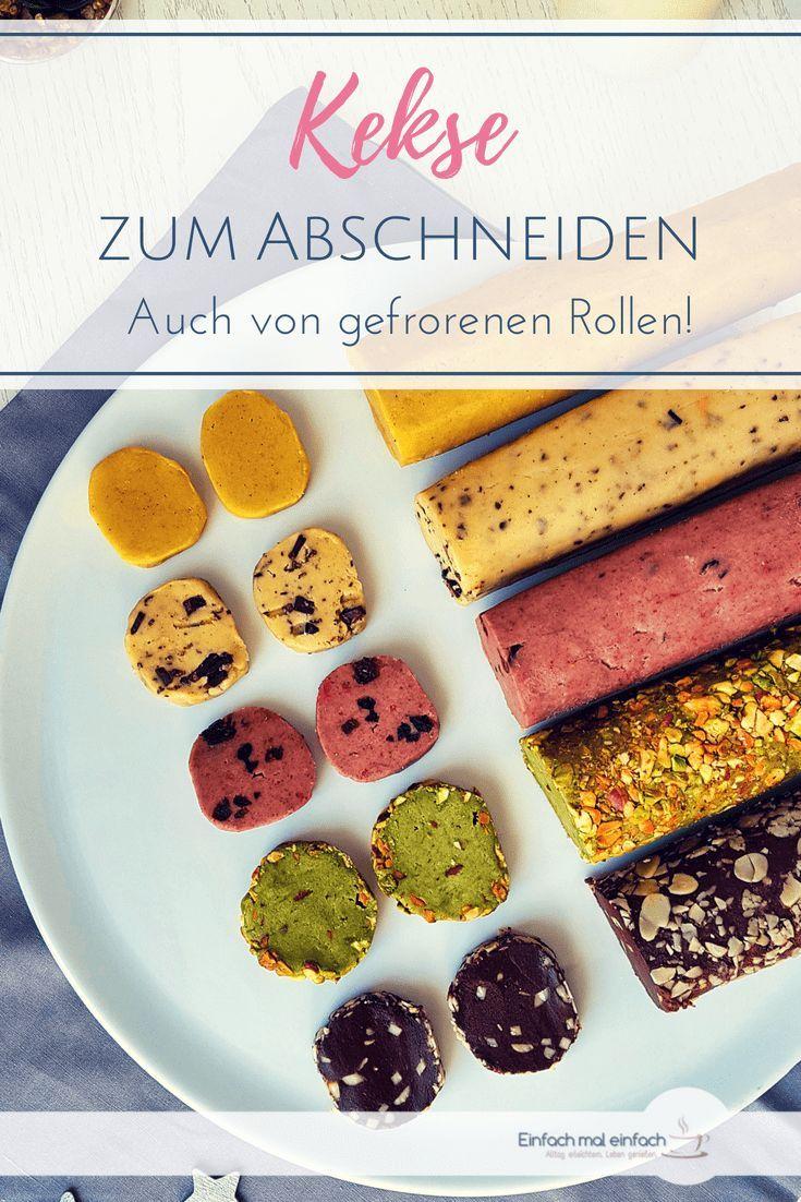 Plätzchen von der Rolle – Sabine Nitzsche