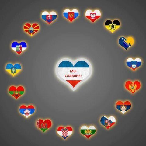 Slovanstvo na vzostupe - vytvára sa Spoločenstvo nezávislých slovanských štátov - Hlavné správy