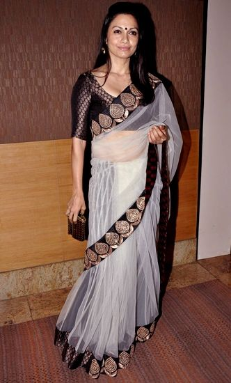 Vogue's best dressed: Sari special