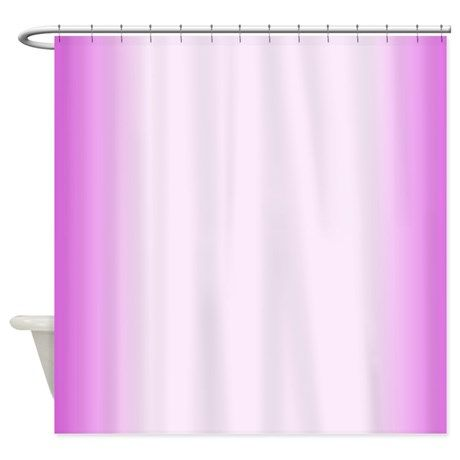 Purple and Lavender Shower Curtain on CafePress.com