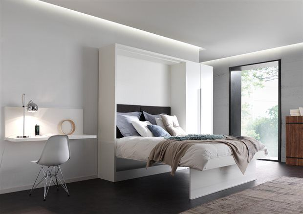 Digging the modern murphy bed