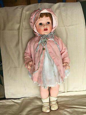 "Vintage 20"" Raynal doll. Sherrys doll."