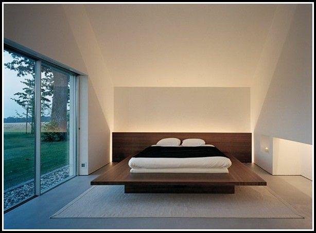 Ideen Indirekte Beleuchtung Schlafzimmer Luxus