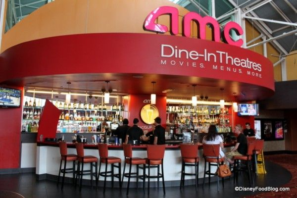 Review of the AMC Dine-In Theater at Walt Disney World's Downtown Disney #WDW