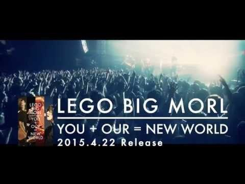 LIVE DVD 「YOU + OUR = NEW WORLD」 TEASER - YouTube