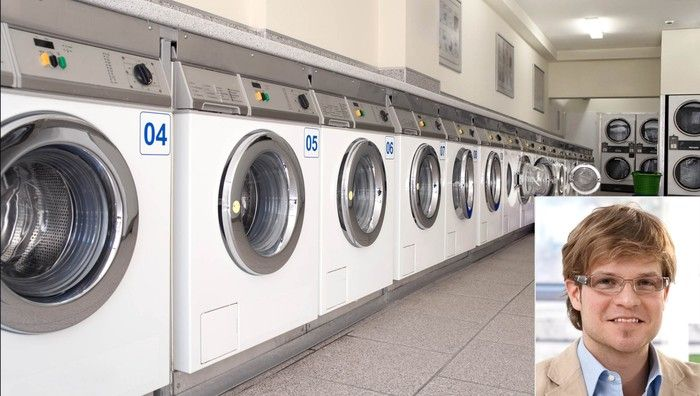 Local Laundromat Employs Social Media Coordinator | The Onion - Americas Finest News Source