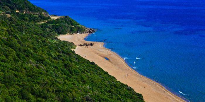 Пляж Букари