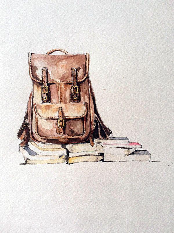J.W. Hulme Co. Backpack on Behance by Morgan Swank