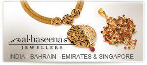 Dubai Jewellery - Al Haseena