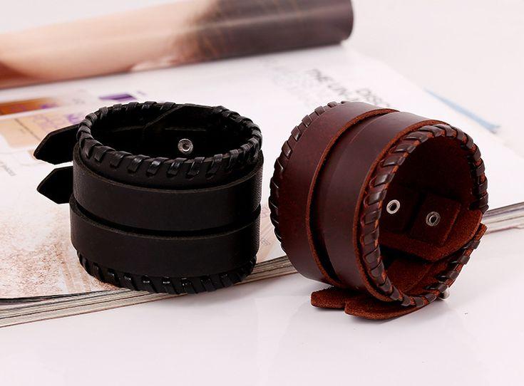 Мода очарование браслет браслеты свободного покроя готический панк стиль заклепки браслет поясная пряжка шириной 5 см кожаные браслеты браслеты для женщин купить на AliExpress