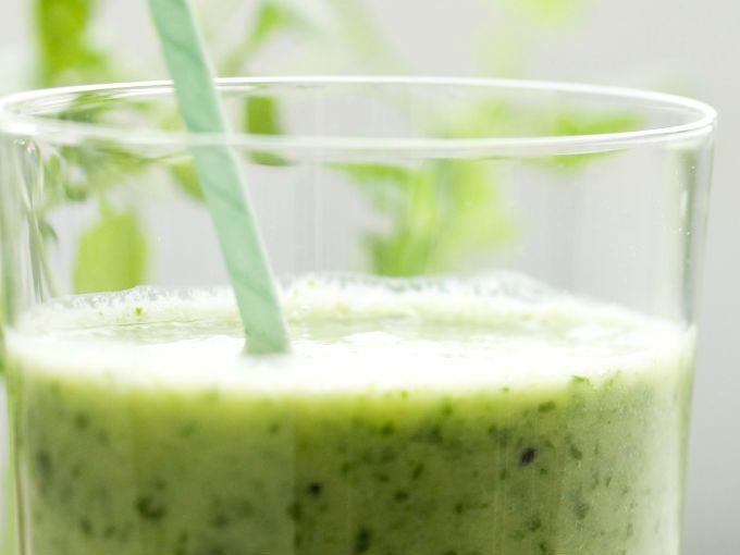 Desintoxícate con cilantro y melón
