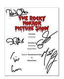 "#9: ""The Rocky Horror Picture Show"" Cast Signed Autographed Script Reprint RP COA '... http://ift.tt/2cmJ2tB https://youtu.be/3A2NV6jAuzc"