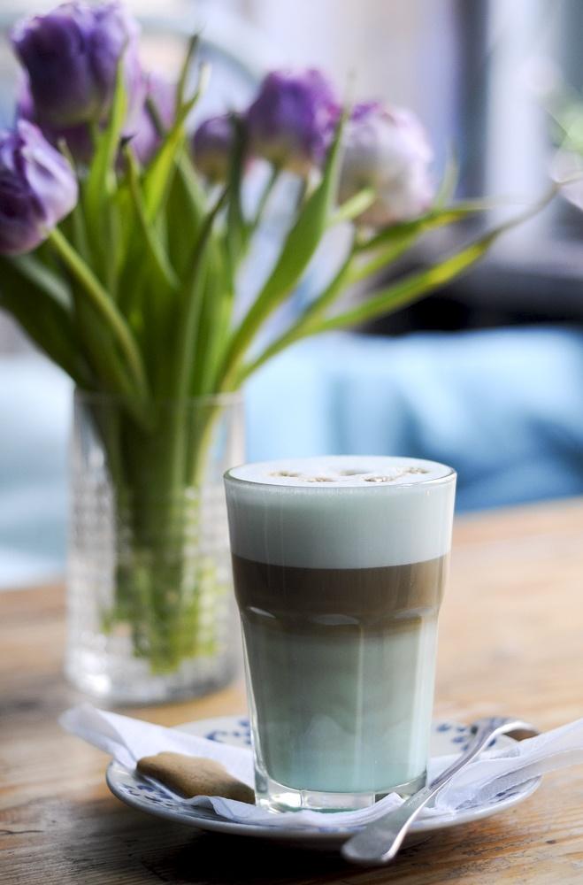 Kawa miętowa, dla orzeźwienia. #mint #caffee #spring