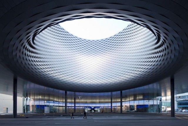 Convention Center Messe Basel – Fubiz™