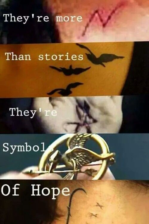 Harry Potter, Divergent, the Mortal Instruments, the Hunger Games
