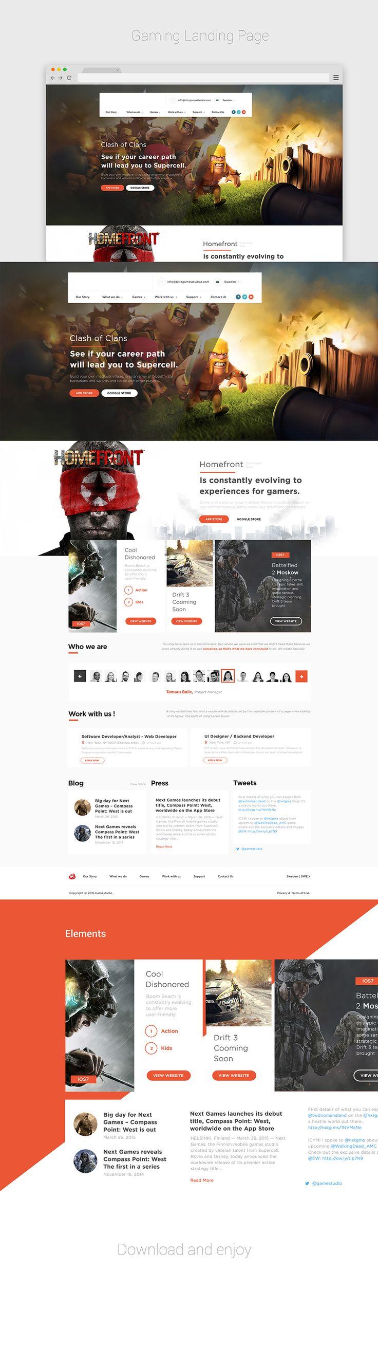 https://www.behance.net/gallery/28570275/Gaming-Landing-Page-Free-Download-