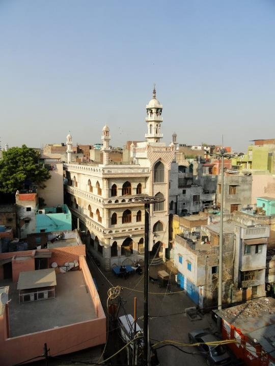 """""""A hotel room's view in Delhi"""".   Pic uploaded by Francoise Devaud. #CoxandKings"""