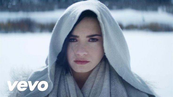 "Demi's album CONFIDENT featuring ""Stone Cold"" available now! http://smarturl.it/dls2 Amazon http://smarturl.it/dlams2 Google Play http://smarturl.it/dlgps2 S..."