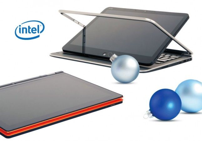 Last day to enter our Intel laptop giveaway! Get on it! :)