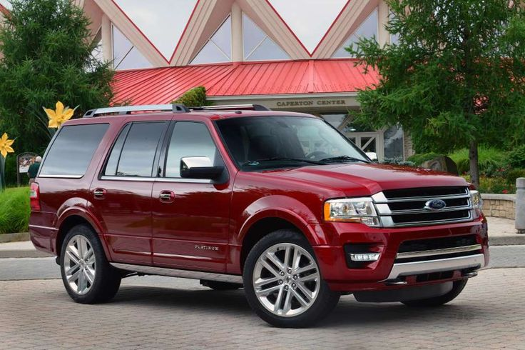 Fresh 2015 Expedition El