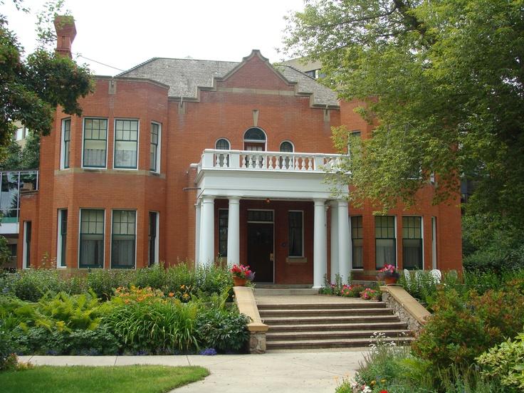 Rutherford House, University of Alberta Campus (Edmonton, Alberta, Canada)
