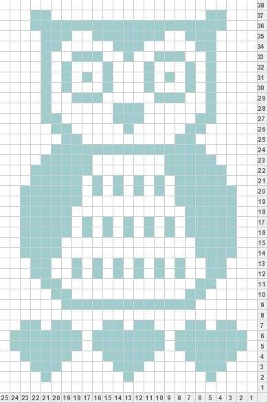 Knitting Charts Free : Pin by hege fallmyr on strikkediagram pinterest